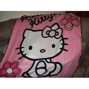 Hello Kitty Blanket Couverture Hello Kitty (50 x 60 (127 cm x 152.4