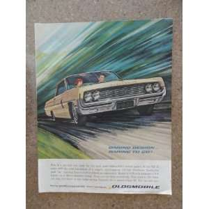 car/man,woman)Original vintage 1962 The Saturday Evening Post Magazine