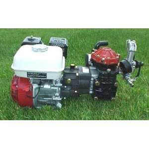 Hypro Diaphragm Pump D30GRGI with GX160 Honda Engine: Home Improvement