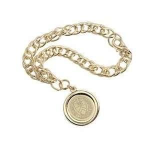 Princeton   Charm Bracelet   Gold