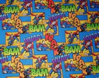 SUPERMAN SUPER HERO CARTOON Masculine NURSE SCRUB TOP