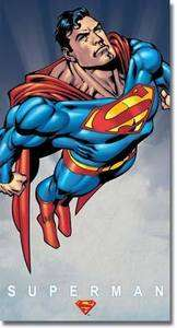 SUPERMAN Superhero Rec Game Room Nostalgic Tin Sign