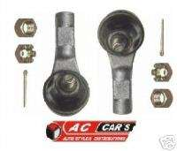 NEW SET 2 OUTER TIE ROD ENDS COLT SUMMIT MIRAGE 86