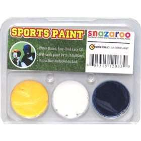 : Snazaroo Face Painting Products T 12033 SPORTS THEME PACK Snazaroo