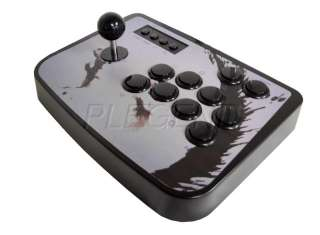 PS3/PS2/PC Street Fighter / Tekken Arcade JoyStick Fight Pad Stick New