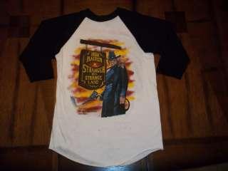 vtg IRON MAIDEN 1987 Stranger Texas concert t shirt M