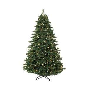 New England Spruce with LED Multi Lights
