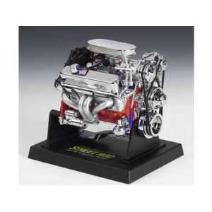 Chevy Small Block Street Rod Engine 1/6 Toys & Games