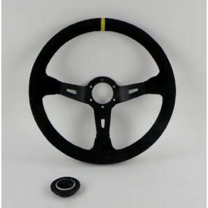 Sport Line Racing Steering Wheel   Racing 3   330mm (12.99