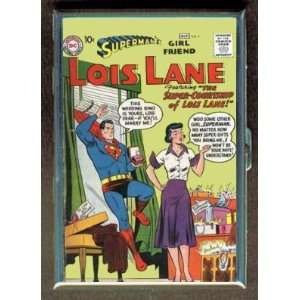 SUPERMAN LOIS LANE #4 COMIC BOOK CIGARETTE CASE WALLET