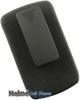 HARD CASE + BELT CLIP HOLSTER FOR SPRINT/NEXTEL BLACKBERRY CURVE 8350i