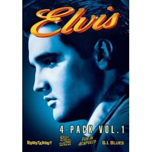 Blues) Elvis Presley, Robert Ivers, Juliet Prowse Movies & TV