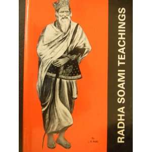 Radha Soami Teachings. 4th Edition.: Lekh Raj Puri: Books