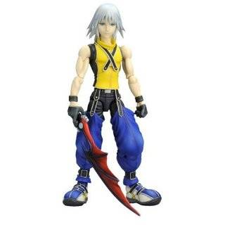 Hearts Kingdom Hearts Play Arts Riku Action Figure by Square Enix