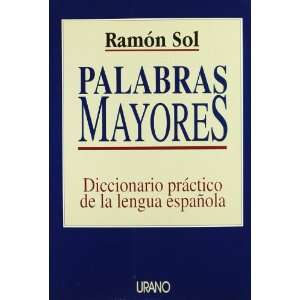 ~nola (Spanish Edition): Ramon Sol: 9788479531478:  Books
