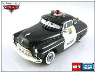 TOMY DISNEY PIXAR CARS DIECAST SHERIFF LOOSE Xmas Boy Child TOY TN22
