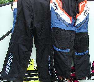 SKI DOO X TEAM WARNERT RACING SNO X PANTS NEW X LARGE