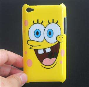 Lovely Cartoon Hard Case Cover Skin For iPod Touch 4 4G 4th