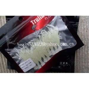 hot 500/lot 1.2g/4cm high quality sea fishing sabiki shrimp bait rigs
