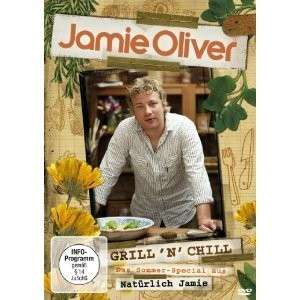 JAMIE OLIVER GRILL N CHILL DAS SOMMER SPECIAL DVD