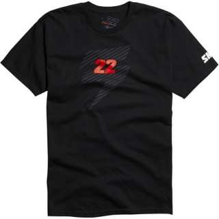 Shift Racing Chad Reed 22 T Shirt Team TwoTwo (fox,mx,supercross