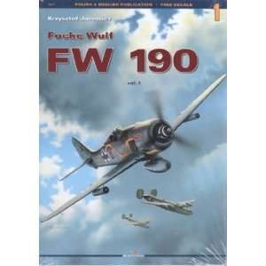 Kagero Monographs: Focke Wulk Fw190 Vol.1: Toys & Games