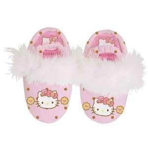 Hello Kitty Kids Room Slippers   Castle (Sanrio Toys