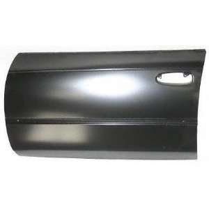 93 97 TOYOTA COROLLA FRONT DOOR SKIN LH (DRIVER SIDE), Without Side