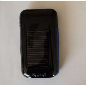 Case Solar Charger for Iphone 2000mah LED Light for Ipod