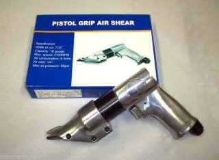 New Air Metal Shear/18 ga/Sheet Cutting/Snips/Nibbler