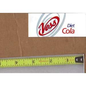 Cola LOGO Soda Vending Machine Flavor Strip, Label Card, Not a Sticker