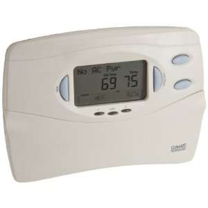 Supco 43058 Digital Multi Stage Heat Pump Thermostat with With Auto