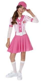 Child Large Child BaseBall Girl   Girl Costumes