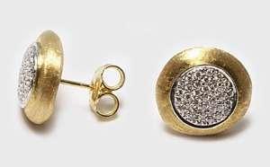 Marco Bicego  Jaipur  Yellow Gold Earrings OB882 B