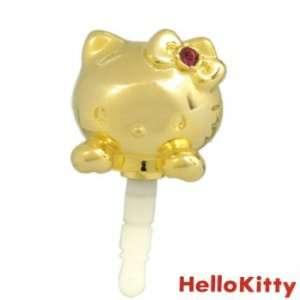 Sanrio Hello Kitty Smartphone Pierce Earphone Jack