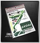 Manufacturer? decals Skoal Bandit Lumina #33 A.