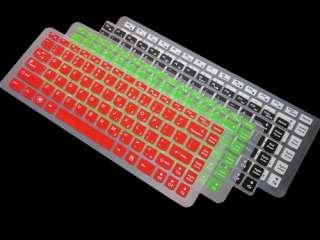 Backlit Keyboard Skin Protector Lenovo Z460 Z465 Y470 B470 Z470 Z475