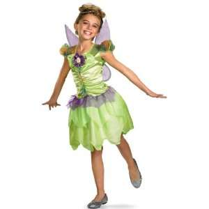 Party By Disguise Inc Disney Fairies   Tinker Bell Rainbow Classic