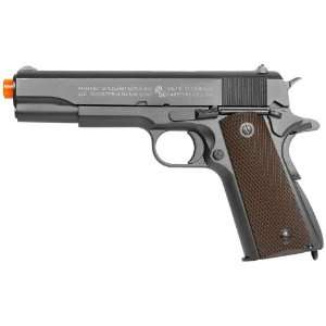 Metal Colt 1911 CO2 Blowback Airsoft Pistol by KWC: Sports & Outdoors