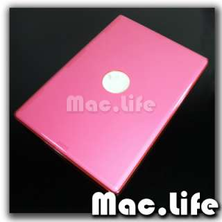 PINK Crystal Hard Case Cover for OLD Macbook White 13