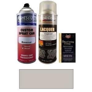 12.5 Oz. Gray Metallic Spray Can Paint Kit for 2001 Toyota Landcruiser