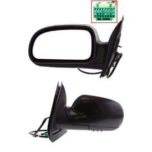 Mirror Drivers Side LH Chevrolet Trailblazer SS 2006 Heated wo/Signal