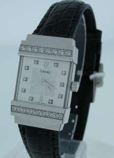 Concord Crystale, NEW 18k White Gold, Diamond Watch