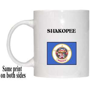 US State Flag   SHAKOPEE, Minnesota (MN) Mug Everything
