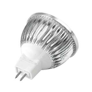 12V Gu10/110V E27/220V 4x1W Led Light Warm Cool White Light Bulb Lamp
