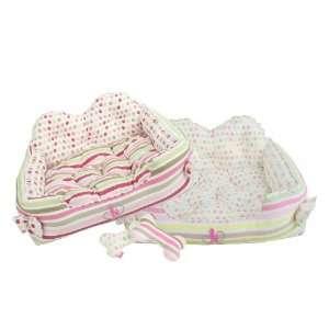 Polka Dot Princess Bed Baby