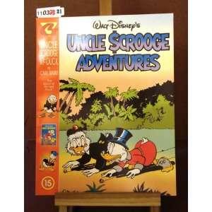 Walt Disneys Uncle Scrooge Adventures Uncle Scrooge McDuck