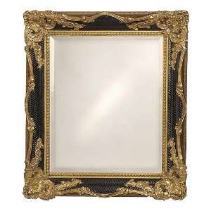 Napoleon III Antique Gold Wall Mirror
