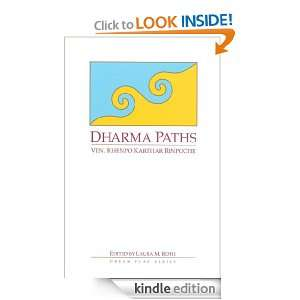 Dharma Paths (Dream Flag Series): Ve n. Khenpo Karthar Rinpoche