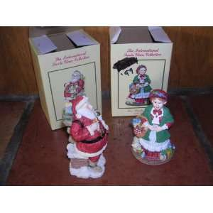 International Santa Claus & Mrs. Santa Claus Christmas